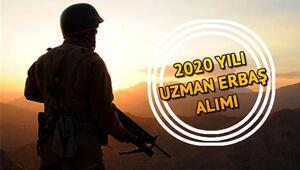2020 Jandarma uzman erbaş alımı ne zaman Tarih belli oldu mu