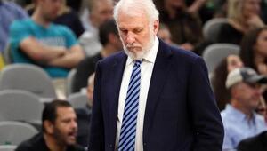 San Antonio Spurs Başantrenörü Gregg Popovichten George Floyd tepkisi
