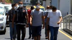 Adana'da uyuşturucu operasyonu 5 kişi tutuklandı,1i ev hapsinde...