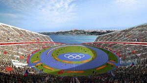 İstanbul için olimpiyat adaylığı açıklaması 2032