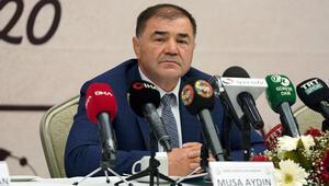 Güreş Federasyonu Başkanı Musa Aydından Kırkpınar açıklaması
