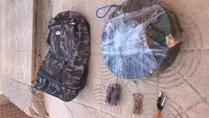 MSB: Sivilleri hedef alma hazırlığındaki terörist yakalandı