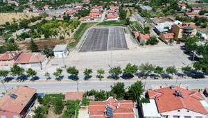 Meramda Yaylapınar yeni pazar alanına kavuştu