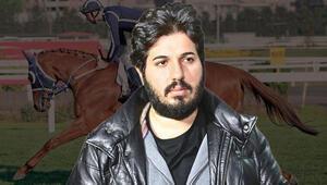 Reza Zarrabın atı sürgünde