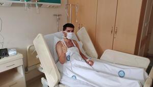 Türkiyede ilk kez bir hastanın beyin omurilik sıvısında koronavirüs tespit edildi