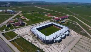 Afyonkarahisar Spor Kompleksi kamp sezonuna hazır