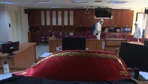 Bakırköy Adalet Sarayı esnek çalışmanın biteceği 15 Hazirana hazırlandı