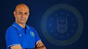 Bursa Büyükşehir Belediyespor, başantrenör Fazıl Demirci ile yeniden anlaştı