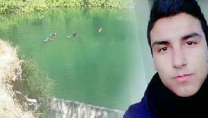 Amatör futbolcu gölette boğuldu