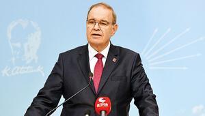 CHP Sözcüsü Faik Öztrak: 'Berberoğlu işi CHP'ye siyasi garez'