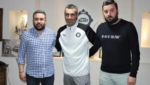 Murat Uluç: Hedefimiz, Büyük Altayı layık olduğu Süper Lige çıkarmak...