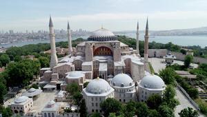 Ayasofyanın cami olması gündemde - Ayasofya ne zaman müze oldu  Ayasofyanın tarihiyle ilgili bilgiler