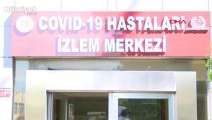 COVID-19 Hastaları İzlem Merkezi çalışmalarının ilk sonuçları açıklandı
