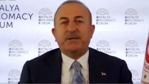 Bakan Çavuşoğlu: 125 ülkenin yardım talebini karşıladık
