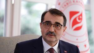 Bakan Dönmez: Doğu Akdenizde kararlıyız