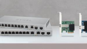 Zyxel, iki yeni switch'i pazara sundu