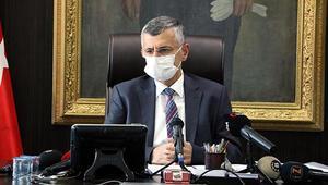 Son dakika haberi: Sağlık çalışanlarıyla ilgili sözleri tepki çekmişti: Vali Erdoğan Bektaş da merkeze çekildi