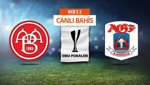 Ligde Aarhus kazandı, kupada Aalborg ne yapacak Misli.comda Canlı iddaa fırsatı...