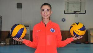 Aydın Büyükşehir Belediyespor, Ecem Alıcıyı takımda tuttu