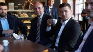 Ukrayna'da karantinayı ihlal eden Devlet Başkanı Zelenski'ye para cezası