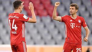 Bayern Münih 2-1 Eintracht Frankfurt