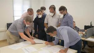 Türk uzmanlar, Akkuyu NGS sahasında iş başı yaptı