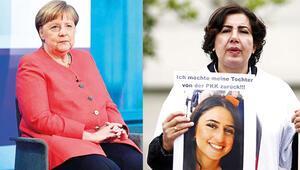 Duy sesimi Şansölye Merkel