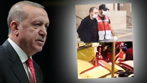 Cumhurbaşkanı Erdoğan toplantıda tepki gösterdi: Bu nasıl olur, nasıl serbest kalır