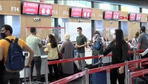 Son dakika... İstanbul Havalimanından yurt dışı uçuşlar başladı
