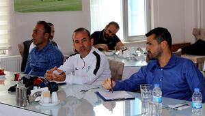 Mehmet Özdilek: Son 6 haftada başarımızı taçlandırmak istiyoruz