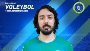 Bursa Büyükşehir Belediyespor, orta oyuncu Murathan Kısal ile anlaştı