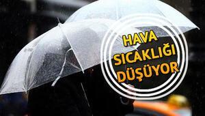11 Haziran hava durumu: İstanbulda bugün hava nasıl olacak, yağmur yağacak mı