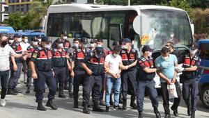 Antalyada uyuşturucudan tutuklanan sayısı 9a yükseldi