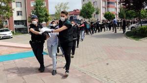 Yozgatta uyuşturucu operasyonu: 32 gözaltı
