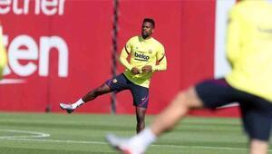 Barcelonada Semedo, takımdan ayrı çalışıyor Koronavirüs ihlali...