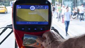65 yaş Ankarakartları kullanıma açıldı