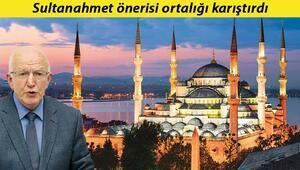 CHP Milletvekili Kaboğlu'ndan TBMM'de 'Sultanahmet'i de müze yapalım' önerisi