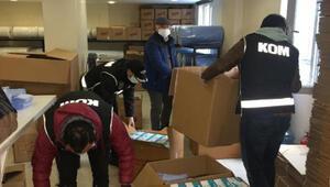 Bursada polis ekipleri kaçakçılara göz açtırmıyor