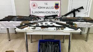 2 ildeki silah kaçakçılığı operasyonunda 3 tutuklama