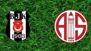 Beşiktaş ile Antalyaspor 48. kez karşı karşıya Gollerde siyah-beyazlılar üstün...