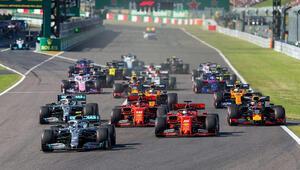 Formula 1de Japonya, Singapur ve Azerbaycan grand prixleri iptal edildi
