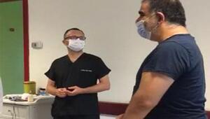 Koronavirüsü yenen sağlık çalışanı, plazma bağışı yapacak