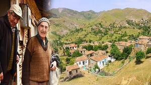 Define avcıları talan etmişti Türkiyenin zamana yenilen hayalet köyü...