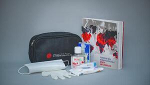 İletişim Başkanlığından basın mensuplarına koronavirüse karşı hijyen paketi