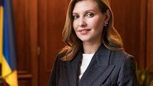 Ukrayna Devlet Başkanı Volodimir Zelenski'nin eşi Olena Zelenska'nın koronavirüs testi pozitif çıktı