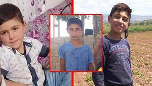 Kızılırmakta boğulan 3 çocuğun cenazeleri Şanlıurfada defnedildi