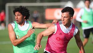 Beşiktaş, Antalyaspor karşılaşmasının hazırlıklarını tamamladı