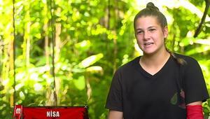 Survivor Nisa kimdir kaç yaşında Survivor parkurundan düşen Nisa Bölükbaşı diskalifiye mi olacak