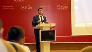 STSO Başkanı Eken: İstihdam için yatırıma devam edeceğim