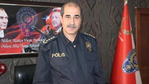 Emniyet Müdürü Cebeloğlu, asayiş suçlarında azalma var